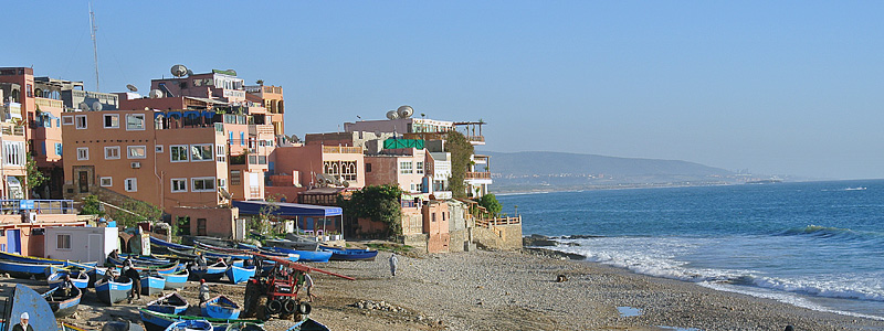 Excursion Taghazout 4h 70 euro